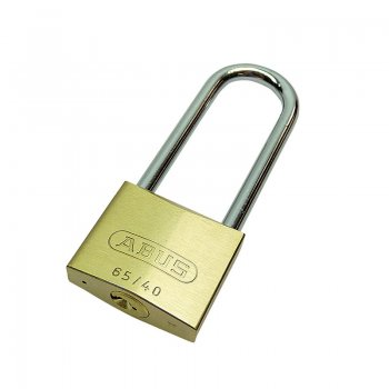 ABUS Brass Padlocks Long Shackle