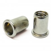 Stainless Steel A2 Rivnuts - Flange Head
