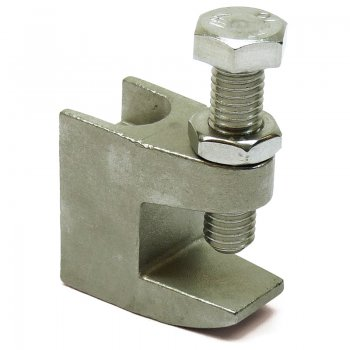 Beam Clamps - Stainless Steel