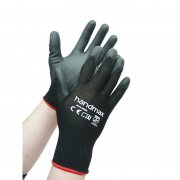 Black Hiflex Gloves