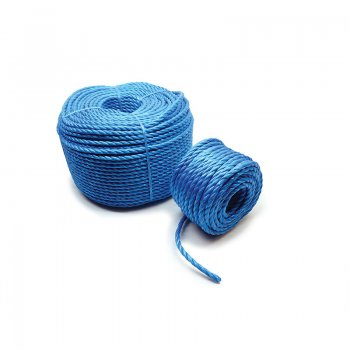 Blue Polyprop Rope
