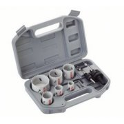 Bi-metal Holesaw Kit 9 Pce Bosch