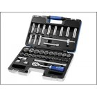 "Britool 1/2"" Drive Socket Set 42Pce Metric"