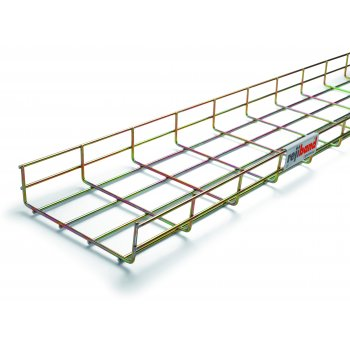 Cable Basket Electro Zinc Plated 60 3m