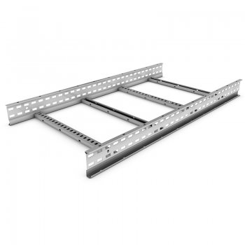 Cable Ladder Heavy Duty 125 Stainless Steel 3m