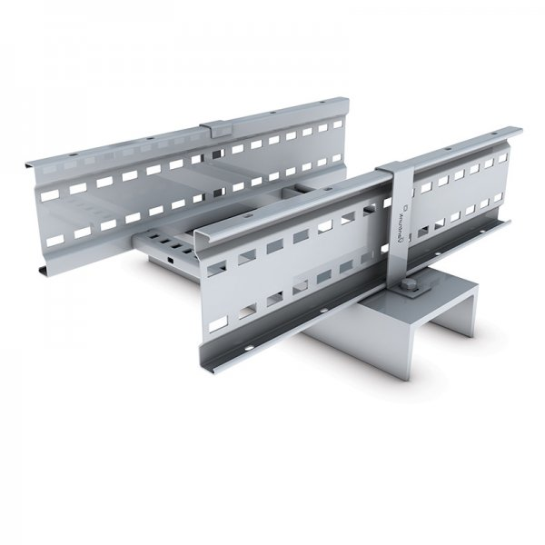 Cable Ladder Hold Down Bracket Stainless Steel - from MCP UK