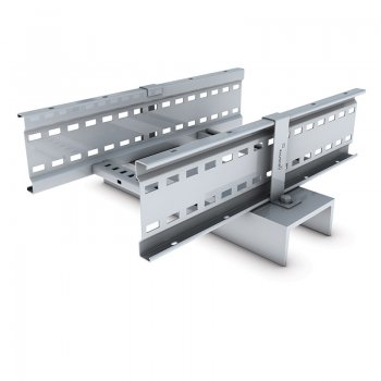 Cable Ladder Hold Down Bracket Stainless Steel