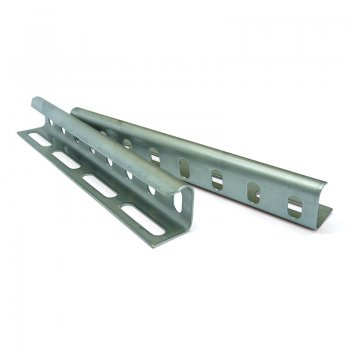 Cable Tray Coupler Medium Duty Stainless Steel Wrap Over Pair