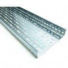 Cable Tray Heavy Duty Pre-Galvanised 3m
