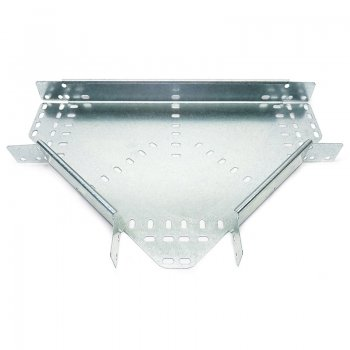 Cable Tray Heavy Duty Pre Galvanised Equal Tee