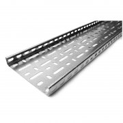 Cable Tray Medium Duty Pre-Galvanised 3m