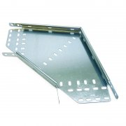 Cable Tray Medium Duty Pre Galvanised Flat 90° Bend