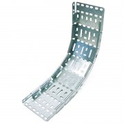 Cable Tray Medium Duty Pre Galvanised Flexible Riser