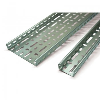 Cable Tray Medium Duty Stainless Steel 3m