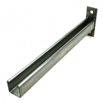 Cantilever Arm Stainless Steel