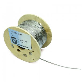 Catenary Wire - Stainless Steel