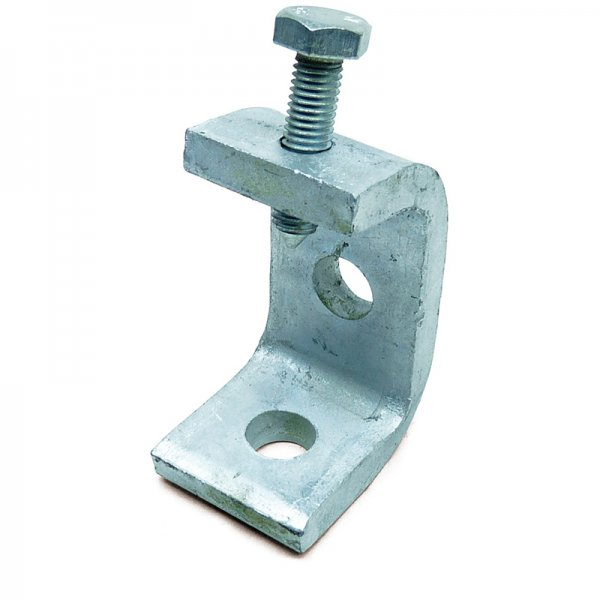 Channel Beam Clamp Stainless Steel C-Side - from MCP UK