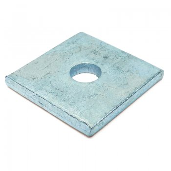 Channel Flat Plate HDG Washer