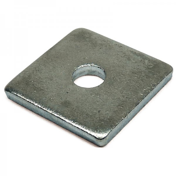 Wedge Washer Plate : Channel flat plate washer stainless steel from mcp uk
