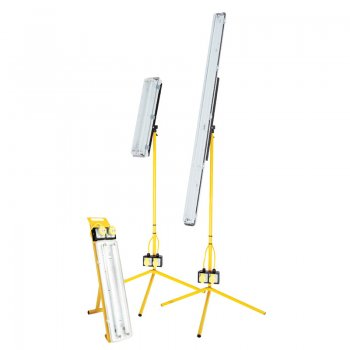 DEFENDER 110V Fluorescent Site Lights