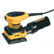 Palm Sander DeWalt Quarter Sheet 110V