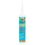 500 Sanitary Silicone EB500 White - 310ml
