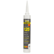 One Hour Decorators Caulk White