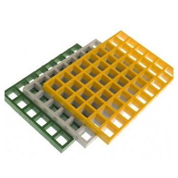 Fibreglass Moulded Grating - 38mm Thick