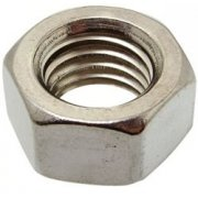 Hex Full Nut A2 Stainless Steel UNC