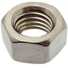 Hex Full Nut S/S A2 Metric