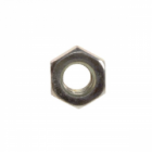 Hex Full Nuts BZP
