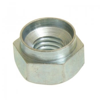 Hexagon Rivet Bushes - Stainless Steel
