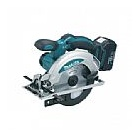 Circular Saw Makita 18V Li-ion 165mm 2 Batt