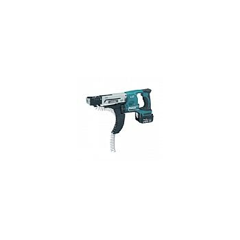 MAKITA Collated Screwdriver Makita 18V Li-ion 2 Batt
