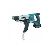 Collated Screwdriver Makita 18V Li-ion 2 Batt