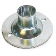 Metal Conduit Dome Covers