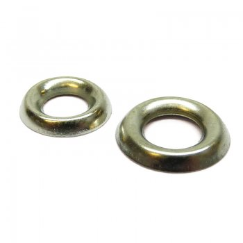 Nickel Plated Screw Cup Washers