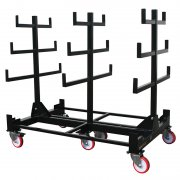 Mobile Pipe Storage Trolley