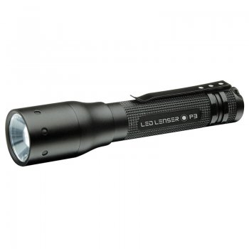 P3 LED Lenser Torch