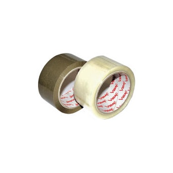 Packing Tape Vinyl Clear 50mm x 66m