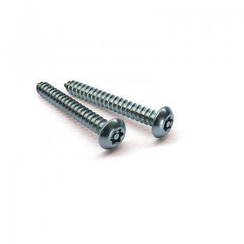 Pin Hex Button Head Self Tapping Screw - A2 Stainless Steel