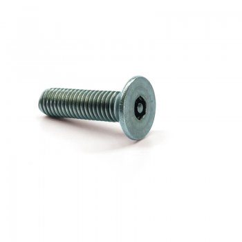 Pin Hex Csk Machine Screw - A2 Stainless Steel