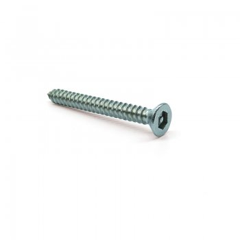 Pin Hex Csk Self Tapping Screw - A2 Stainless Steel