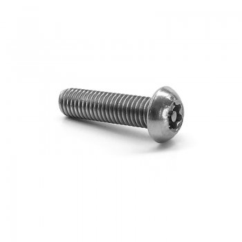 Pin Torx Button Machine Screw - A2 Stainless Steel