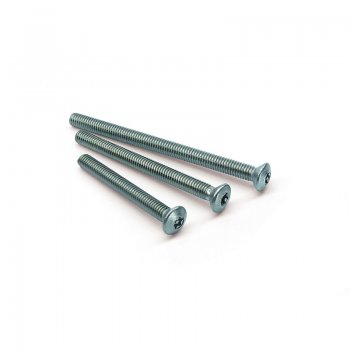 Pin Torx Raised Csk Machine Screw - A2 Stainless Steel