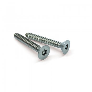 Pin Torx Self Tapping Screws - A2 Stainless Steel
