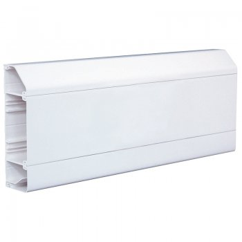 PVC Skirting Trunking 3m