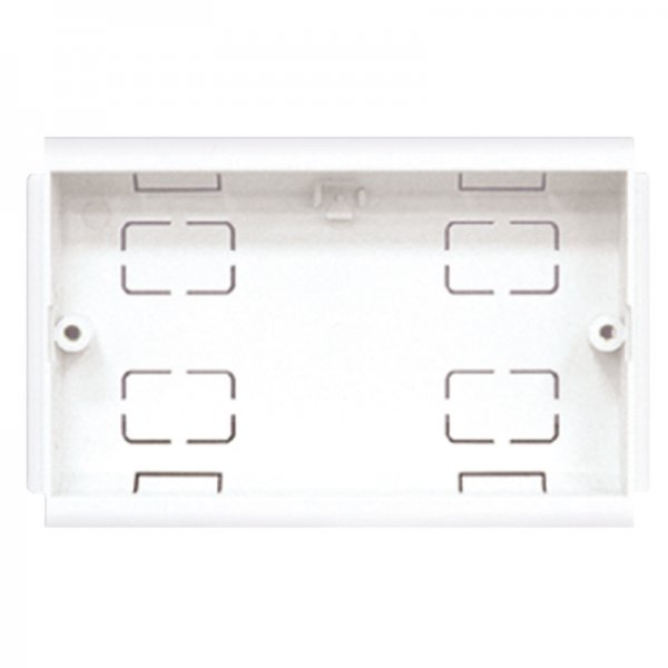 Pvc Trunking Socket Mounting Boxes