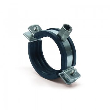 Qwikclamp Pipe Clamps Stainless Steel - Lined