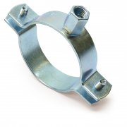 Qwikclamp Pipe Clamps - Unlined